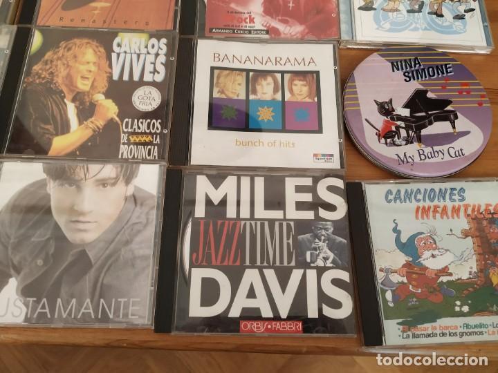 CDs de Música: LOTE 29 CD MÚSICA VARIADA + 1 BLU-RAY - Foto 4 - 199798912