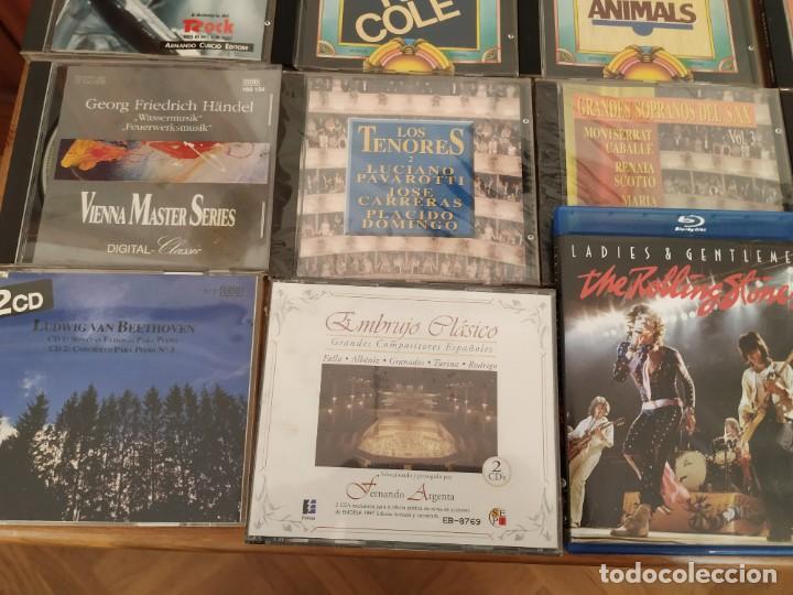 CDs de Música: LOTE 29 CD MÚSICA VARIADA + 1 BLU-RAY - Foto 5 - 199798912