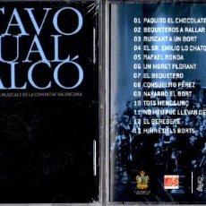 CDs de Música: GUSTAVO PASCUAL FALCÓ / 1909-2009 MAS ALLÁ DE PAQUITO EL CHOCOLATERO. Lote 199808932