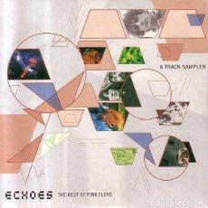 CDs de Música: PINK FLOYD - ECHOES SAMPLER. Lote 199849575