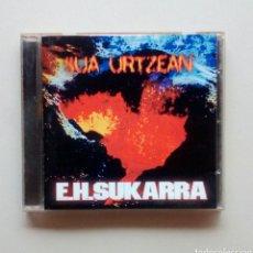 CDs de Música: E.H. SUKARRA - SUA URTZEAN, ESAN OZENKI RECORDS, 1999. EUSKAL HERRIA.. Lote 199859586