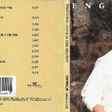 CDs de Música: ENGELBERT HUMPERDINCK - LOVE IS THE REASON. Lote 199885981