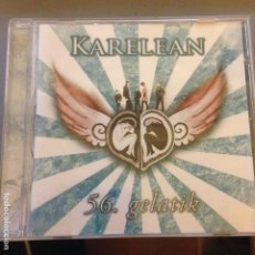 CDs de Música: KARELEAN 56 GELATIK CD. Lote 199889951