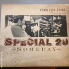 CDs de Música: SPECIAL 20 SOMEDAY CD. Lote 199890113