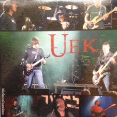 CDs de Música: UEK GORDETAKO ILUSIOAK CD PROMO PRECINTADO. Lote 199932818
