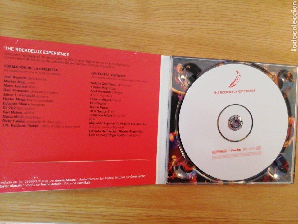 CDs de Música: The Rockdelux Experience. 30.10.2002. - Foto 3 - 199949237