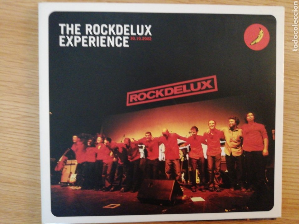 THE ROCKDELUX EXPERIENCE. 30.10.2002. (Música - CD's Rock)