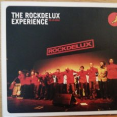 CDs de Música: THE ROCKDELUX EXPERIENCE. 30.10.2002.. Lote 199949237
