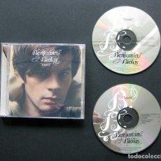 CDs de Música: BENJAMIN BIOLAY – NÉGATIF – 2 X CD 2003. Lote 199987431