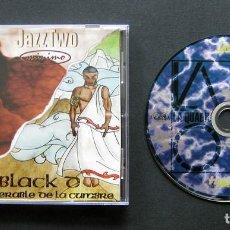 CDs de Música: BLACK D / JAZZ TWO – HHN PRESENTA A: LA QUADRATURA DEL CIRCULO - HIP HOP NATION 12 - CD 2001 . Lote 199987840