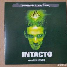 CDs de Música: BSO ORIGINAL DE INTACTO DE JUAN CARLOS FRESNADILLO. CINE ESPAÑOL.. Lote 199988528
