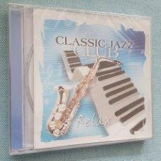CDs de Música: CLASSIC JAZZ CLUB. 2004. PRECINTADO. Lote 199991837