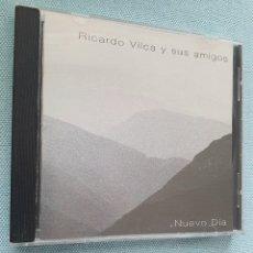 CDs de Música: RARO. RICARDO VILCA Y SUS AMIGOS. NUEVO DIA.CD. Lote 199991852