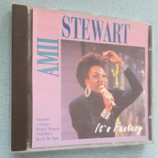 CDs de Música: AMII STEWART. IT'S FANTASY. Lote 200007226