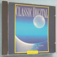 CDs de Música: EL VALS DEL EMPERADOR. KAISERWALZER.EMPEROR WALTZ.J.STRAUSS,S. Lote 200008872