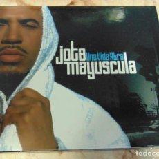 CDs de Música: JOTAMAYUSCULA ?– UNA VIDA XTRA - CD 2004. Lote 218877192