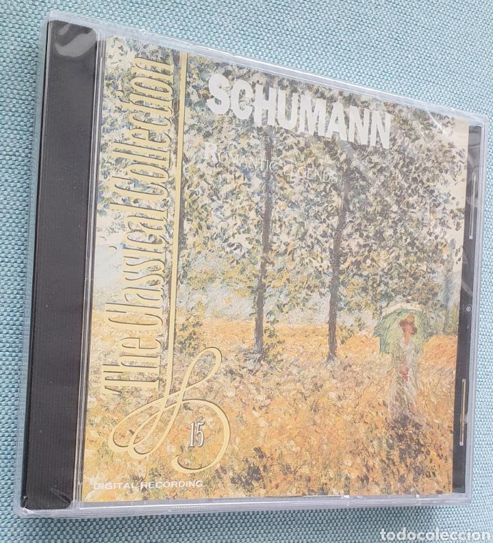 SCHUMANN. ROMANTIC LEGENDS. CONCIERTO PIANO A MENOR OP.54.SINFONIA N°3 PRECINTADO (Música - CD's Clásica, Ópera, Zarzuela y Marchas)