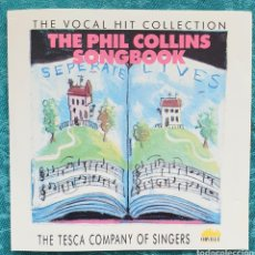 CDs de Música: THE PHIL COLLINS SONGBOOK. THE VOCAL HIT COLLECTION. CD. Lote 200038301