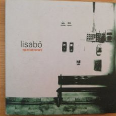 CDs de Música: LISABÖ. EGUN BAT NONAHI. ACUARELA DISCOS – NOIS 028. SPAIN 2002.. Lote 200042053