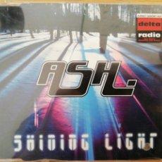 CDs de Música: ASH. SHINING LIGHT.. Lote 200043110