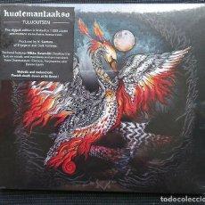 CDs de Música: KUOLEMANLAASKO: TULIJOUTSEN . CD NUEVO ! ! PRECINTADO !. Lote 200060405