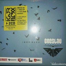 CDs de Música: IGOR BOXX - BRESLAU. DOBLE CD NUEVO ! NINJA TUNE. Lote 200060865