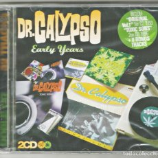 CDs de Música: DR. CALYPSO- EARLY YEARS. DOBLE CD NUEVO ! DOUBLE CD NEW !! SKA-ROCKSTEADY. Lote 200064725