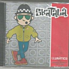 CDs de Música: SKATALÀ - LLUNATICS. CD NUEVO ! CD NEW !! SKA-ROCKSTEADY-REGGAE. Lote 200065956