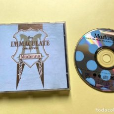 CDs de Música: MADONNA - THE IMMACULATE COLLECTION. Lote 200125472