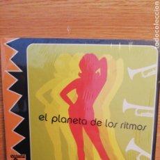 CDs de Música: EL PLANETA DE LOS RITMOS. SINEDIN 2004.. Lote 200137783