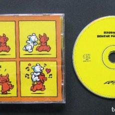 CDs de Música: BJØRN SVIN – BENENE PÅ NAKKEN – APRIL RECORDS – CD 1999. Lote 200140105