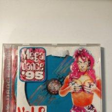 CDs de Musique: MEGA DANCE 95. Lote 200167061