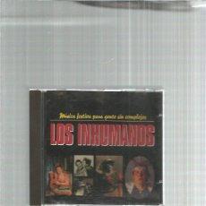 CD de Música: INHUMANOS MUSICA FESTIVA. Lote 200171120