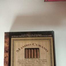 CD de Música: MAMBO CUBANO 2 CD EDICION ESPECIAL. Lote 200198582