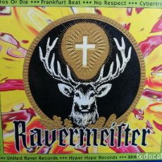 CDs de Música: RAVERMEILTER. Lote 200237945