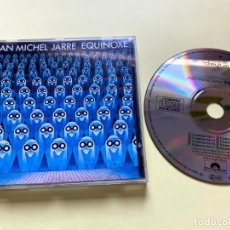 CD de Música: JEAN MICHEL JARRE - EQUINOXE. Lote 200253543