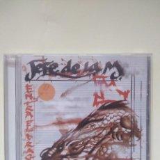 CDs de Música: CD JEFE DE LA M - ENTRA EL DRAGON 2003 - HIP HOP. Lote 200263651