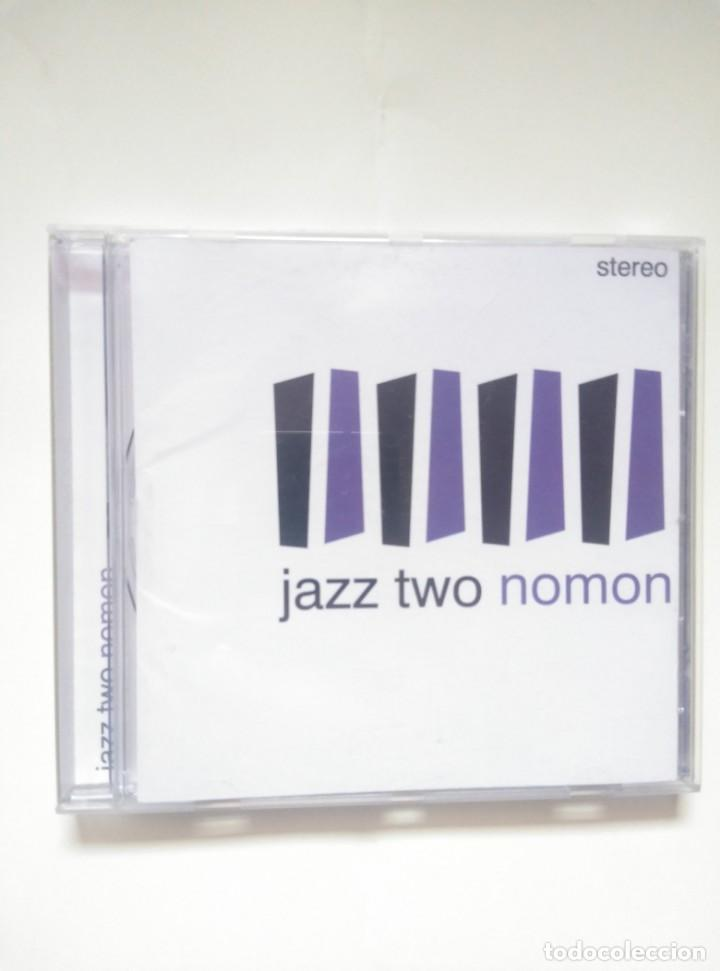 CD JAZZ TWO - NOMON - 1998 HIP HOP (Música - CD's Hip hop)