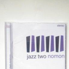 CDs de Música: CD JAZZ TWO - NOMON - 1998 HIP HOP. Lote 200264461