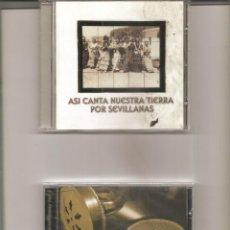 CDs de Música: 1688. SEVILLANAS 6 CD. Lote 200265192