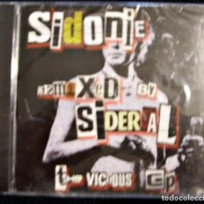 CDs de Música: SIDONIE - THE VICIOUS EP. CD-EP NUEVO ! EP-CD NEW ! 2003 REMIXES BY SIDERAL. Lote 200279191