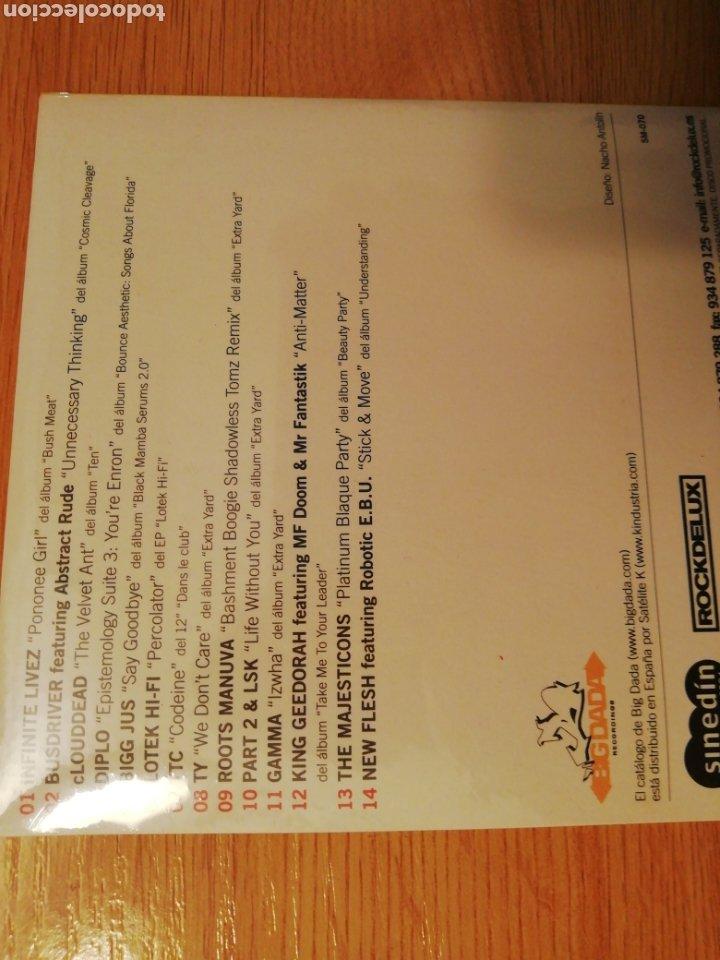 CDs de Música: Big Daddy Goes Hip Hop. Precintado. - Foto 2 - 200287387
