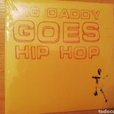 CDs de Música: BIG DADDY GOES HIP HOP. PRECINTADO.. Lote 200287387