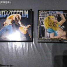 CDs de Música: LED ZEPPELIN - MADISON SQUARE GRAFFITI - LIVE 1975 - 3 CD´S. Lote 200308463
