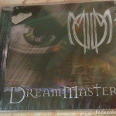 CD de Música: DREAM MASTER - CD A ESTRENAR 2005 - POWER METAL . Lote 200333885