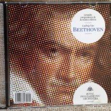 CDs de Música: CD GRANDES COMPOSITORES DE LA MÚSICA CLÁSICA - BEETHOVEN - ROYAL PHILARMONIC ORCHESTRA. Lote 200557651