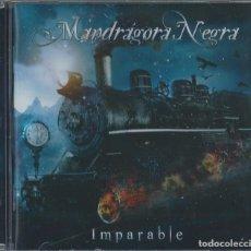CDs de Música: MANDRAGORA NEGRA CD IMPARABLE,SPANISH HEAVY 2015-AVALANCH-ROMANTHICA-MAGO DE OZ-SAUROM-SARATOGA. Lote 200578071