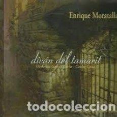 CDs de Música: ENRIQUE MORATALLA - DIVÁN DEL TAMARIT. Lote 200581043