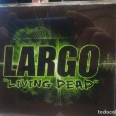 CDs de Música: LARGO LIVING DEAD CD MAXI 4 TRACK 1998 BYTE RECORDS SCANDINAVIA PEPETO. Lote 200590067