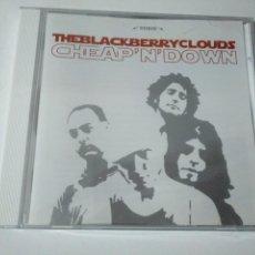 CDs de Música: THE BLACKBERRY CLOUDS - CHEAP ¨N¨DOWN - CD - NUEVO - PRECINTADO. Lote 200597318